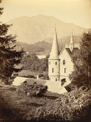The Trossachs Hotel